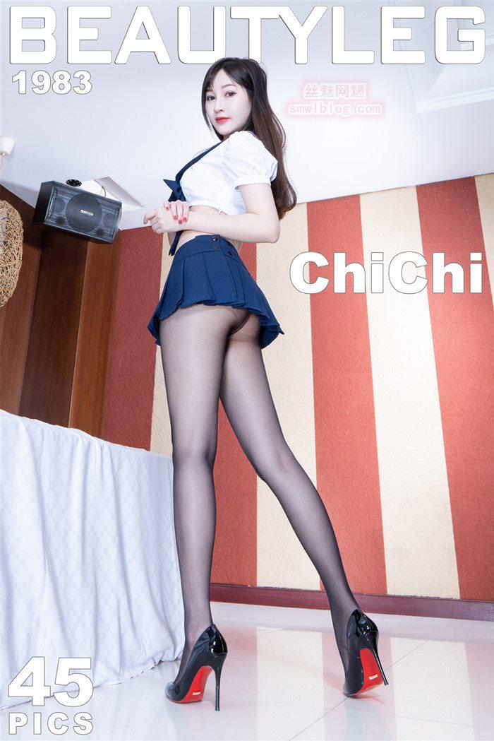 [Beautyleg]美腿寫真 2020.10.09 No.1983 ChiChi[45P/383M]